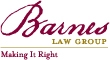 Barnes Law logo